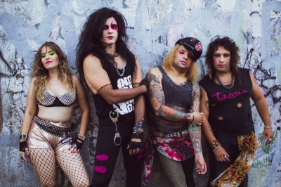 Classic Metal Records assina com a banda de Hard Rock Teaser
