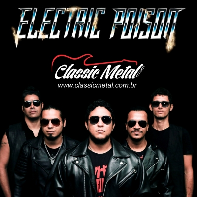 Classic Metal Records assina contrato com o Electric Poison