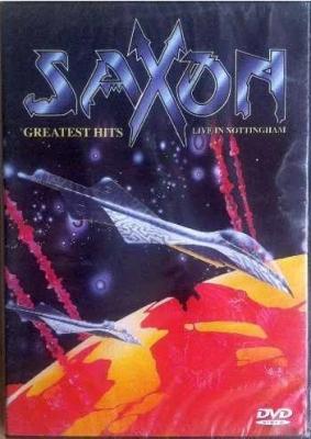 Saxon - Live In Nothingham 1989