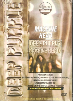 Deep Purple - Machine Head ( DVD)