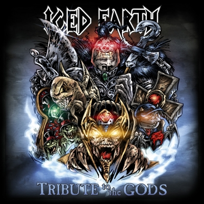 Iced Earth - Tributo To The Gods