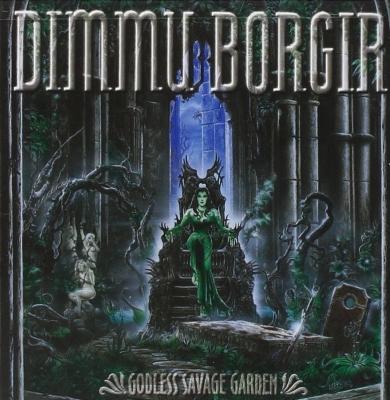 Dimmu Borgir - Godless Savage Garden + For All Tid (DUPLO)
