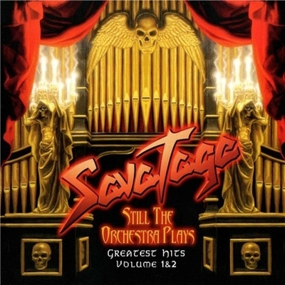 Savatage - Still the Orchestra Plays : Greatest Hits Vol.1 & 2 (2 Cd's + DVD)