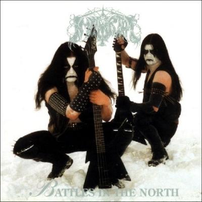 Immortal - Battles in the North (Importado)