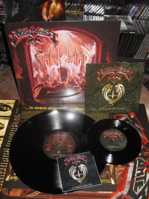 Headhunter DC - LP In Unholy Mourning + Compacto 7''