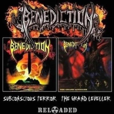 Benediction - Subconscious Terror + The Grand Leveller (DUPLO)