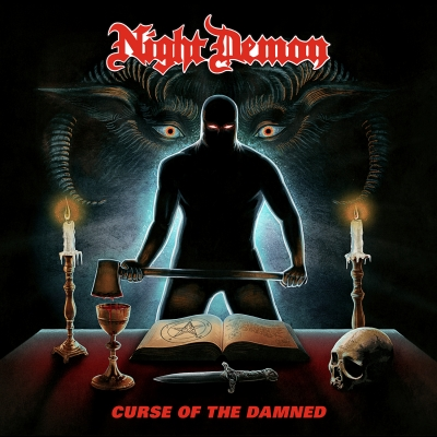 Night Demon - Curse of the Damned (Importado)