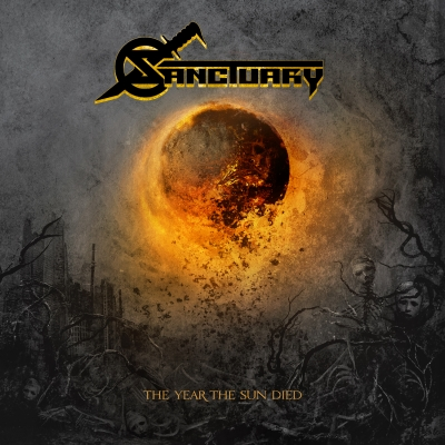 Sanctuary - The Year the Sun Died (Importado)