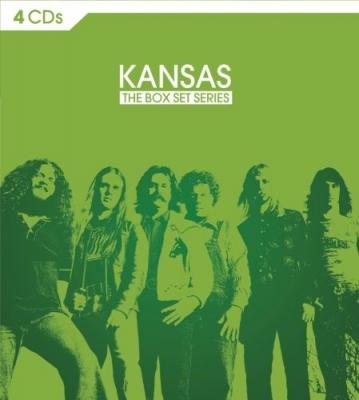 Kansas - The Box Set Series (Box Set Importado com 4 Cd's)