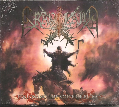 Graveland - Following the Voice of Blood (Importado Slipcase)