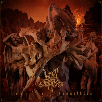 Lord Blasphemate - Lucifer Prometheus Sun in Aries Equinox (Digipack)
