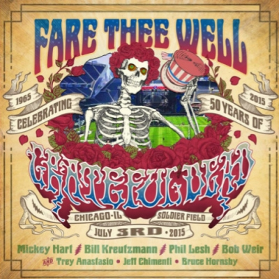 Grateful Dead - The Best of Fare Thee Well (CD Duplo, Importado,Digipack)