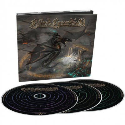 Blind Guardian - Live Beyond the Spheres (3 Cd's Digipack)