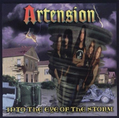 Artension - Into The Eye Of The Storm (Importado)