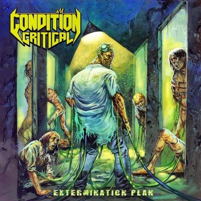 Condition Critical - Extermination Plan (Digipack)