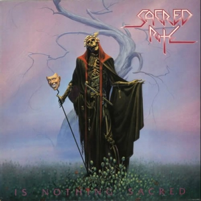 Sacred Rite - Is Nothing Sacred