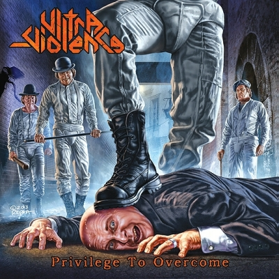 Ultra-Violence - Privilege to Overcome