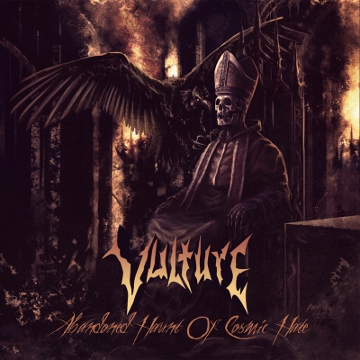Vulture - Abandoned Haunt of Cosmic Hate