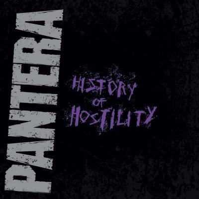 Pantera - History Of Hostility (PROMOÇÃO)