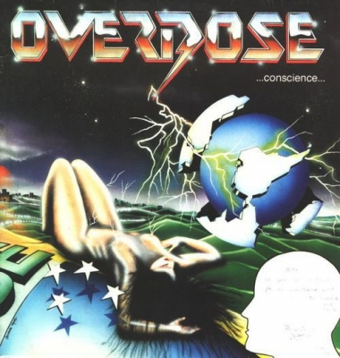 Overdose (BR) - Concience (CD + DVD Digipack)