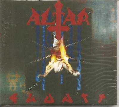 Altar - Ego Art (Digipack)