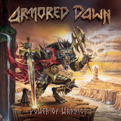 Armored Dawn - Power Of Warrior (Digipack)