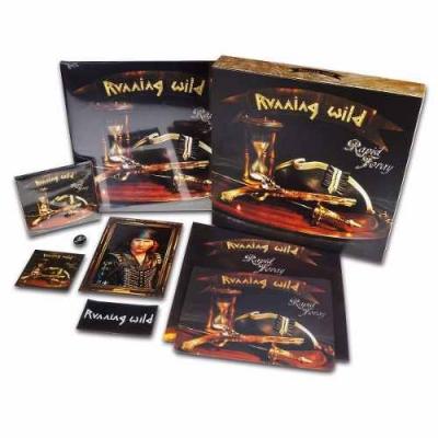 Running Wild - Rapid Foray (Box Set Importado)
