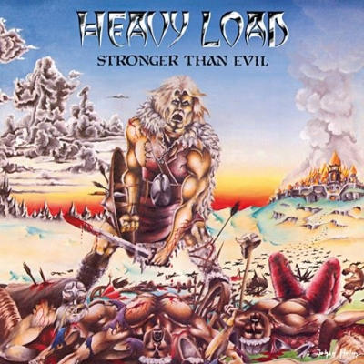 Heavy Load - Stronger Than Evil (Importado)