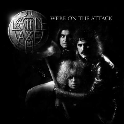 Battle Axe (USA) - We're on the Attack (Importado)