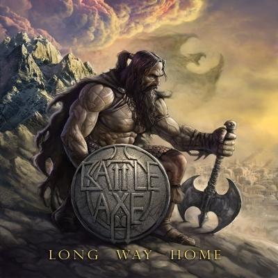 Battle Axe (USA) - Long Way Home (Importado)