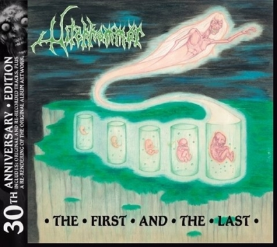 Witchhammer - The First And The Last (Digipack)