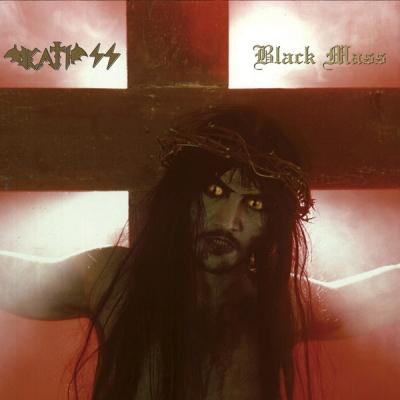 DEATH SS - Black Mass (Digipack Importado)