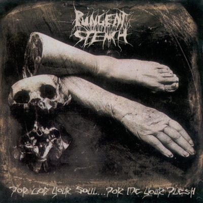 Pungent Stench - For God Your Soul... For Me Your Flesh (Duplo Digipack)
