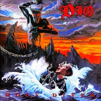 Dio - Holy Diver (Importado)