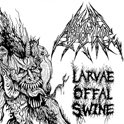 Abhomine - Larvae Offal Swine (importado Digipack)