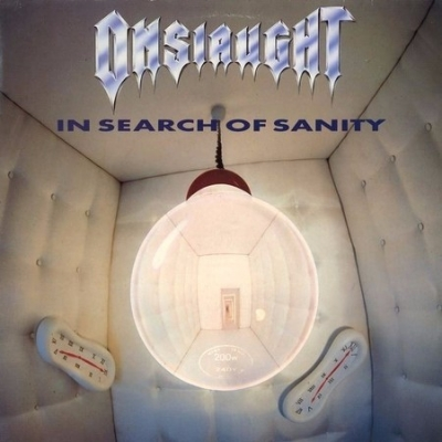 Onslaught - In Search Of Sanity (DUPLO)