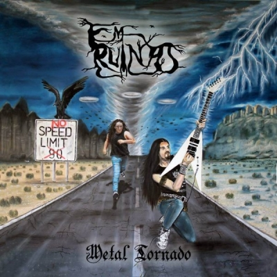 Em Ruínas - No Speed Limit (Metal Tornado) (Digipack)