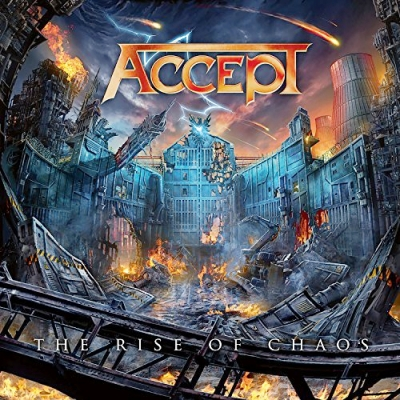 Accept - The Rise of Chaos (Box Acrílico)