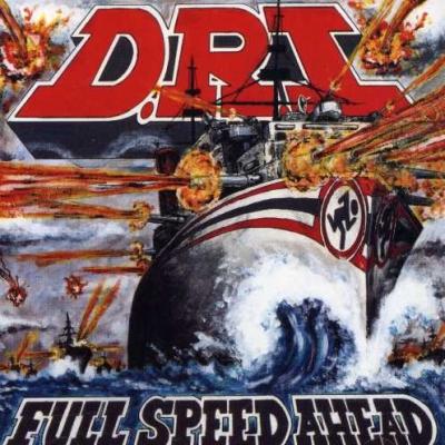 D.R.I - Full Speed Ahead