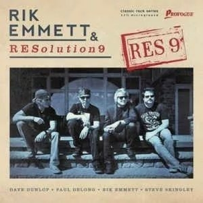 Rik Emmett And Resolution 9 - Res9