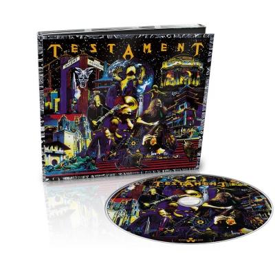 Testament - Live At The Fillmore (Digipack)