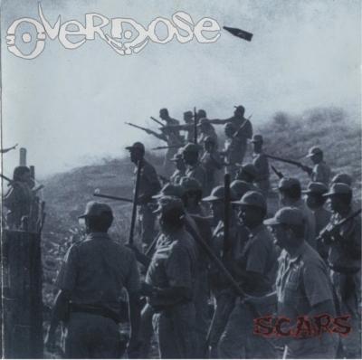 Overdose (BR) - Scars (CD + DVD Digipack)