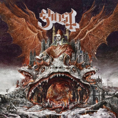 Ghost - Prequelle (Digifile)