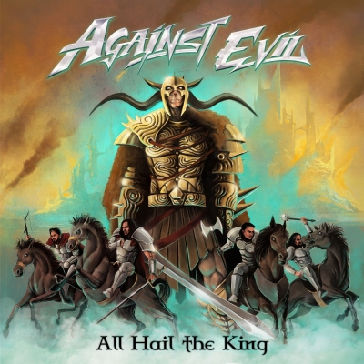 Against Evil - All Hil The King (Slipcase)