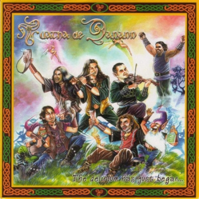 Tuatha de Danann - The Delirium Has Just Begun (Digipack)