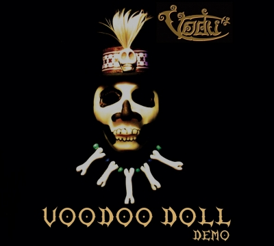Vodu - Voodoo Doll (CD Single Slidepack + Poster)