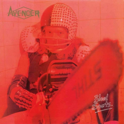 Avenger (UK) - Blood Sports (Digipack)