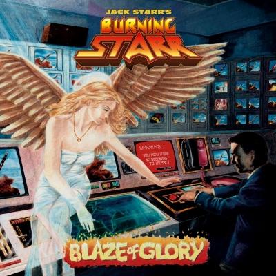 Jack Starrs Burning Starr - Blaze of Glory (Importado)