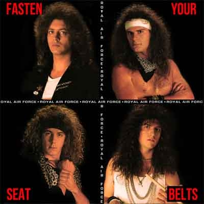 Royal Air Force - Fasten Your Seat Belts (Importado)