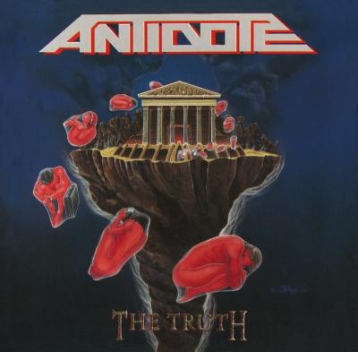 Antidote - The Truth+ Demos (CD DUPLO Importado)